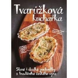 Tvarůžková kuchařka: Slané i sladké pochoutky z tradičního českého sýra