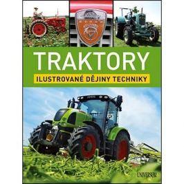 Traktory: Ilustrované dějiny techniky