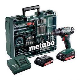 Metabo  BS 18Li mobilní dílna, 2x2Ah
