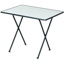 ROJAPLAST Stůl 60x80 camping SEVELIT antracit/bílý