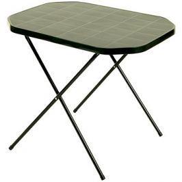 ROJAPLAST Stůl 53x70 camping zelený