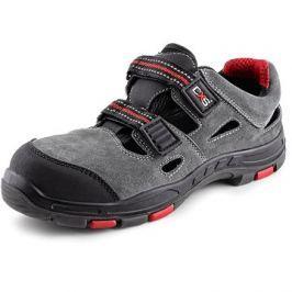 CXS Obuv sandal ROCK PHYLLITE S1P, šedá