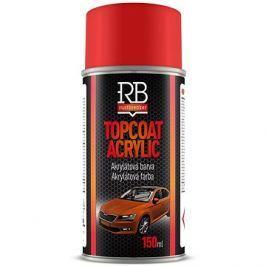 Rustbreaker - oranžová cayene met. 150 ml