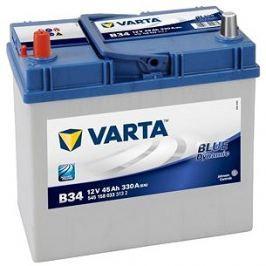 VARTA BLUE Dynamic 45Ah, 12V, B34