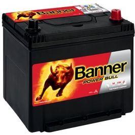 BANNER Power Bull 60Ah, 12V, P60 62