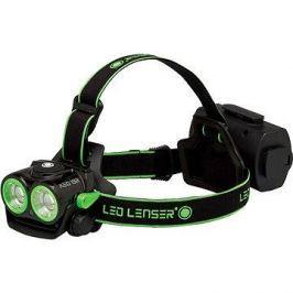 Ledlenser XEO 19R zelená, kufr
