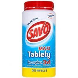 SAVO Chlorové tablety maxi komplex 3v1 1.4kg