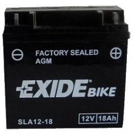 EXIDE BIKE Factory Sealed 18Ah, 12V, AGM12-18 (GARDEN)