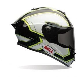 Bell Star Pace Black White S