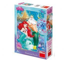 Dino Puzzle 200 Diamond - Ariel