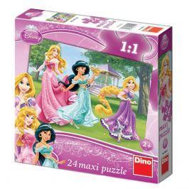Dino Puzzle 24 Floor - Princezny