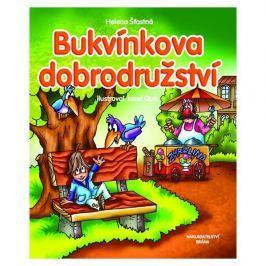 Bukvínkova dobrodružství - Helena Šťastná