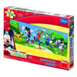 Dino puzzle Dino Puzzle 150 - Mickeyho klubík: Hurá do parku