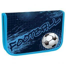 Stil Školní penál jednopatrový Football