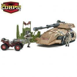 The Corps Tank Titan set - The Corps 39 cm