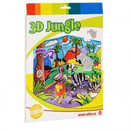 Wiky kreativita Wiky Kreativní set džungle