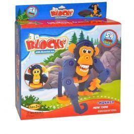 Wiky Wiky Puzzle 3D Šimpanz