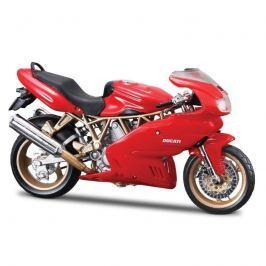 Bburago Bburago Motocykl 1/18,WB+DISPENSE