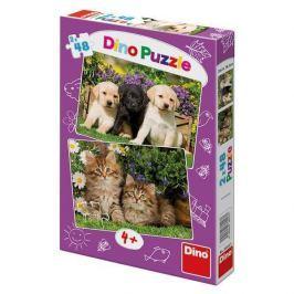 Dino Puzzle MAZLÍČCI