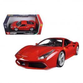 Bburago Model 1:18 Ferrari 488 GTB
