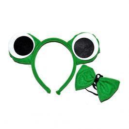 Wiky Wiky Set karneval - žába