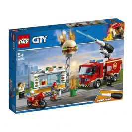 Lego City LEGO City 60214 Záchrana burgrárny