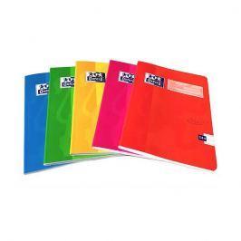 Oxford Školní sešit OX A5 ST 544 L 40 listů CZ/SK