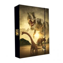 Karton P+P Karton P+P Box na sešity A4 Jumbo T-rex