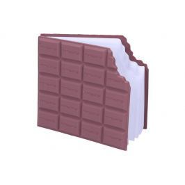 Wiky Wiky Notes čokoláda 9,8x8,5cm - 80 listů