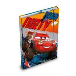 MFP Desky na sešity MFP box A4 Disney (Cars)