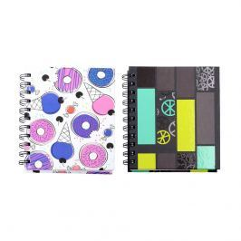 Wiky Wiky Notes 80 stran 12,5x15 cm