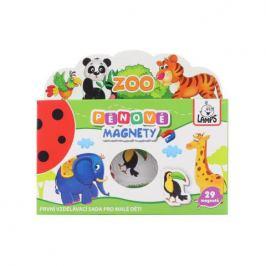 Pěnové magnety Zoo