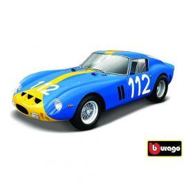 Bburago Bburago 1:24 Ferrari Racing 250 GTO modrá 18-26305