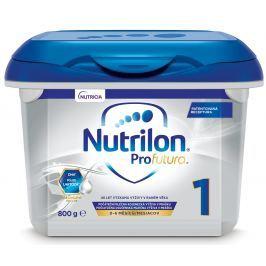 Nutrilon 1 Profutura Počáteční mléčná kojenecká výživa v prášku 0–6 měsíců