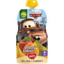 Hami Disney Cars Ovocná kapsička Ovocný koktejl