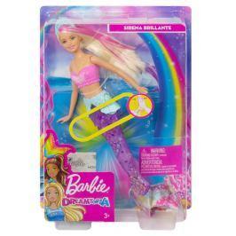 Mattel Barbie svítící mořská pana