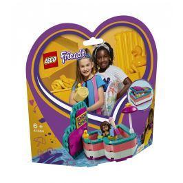 LEGO®  Friends Andrea a letní srdcová krabička 41384