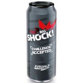 Big Shock! Coffee-Grenadine energetický nápoj