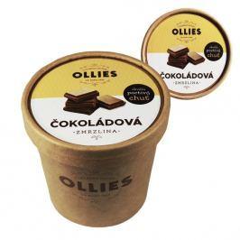 Ollies zmrzlina čokoládová