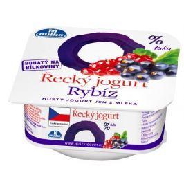 Milko Řecký jogurt 0% rybíz