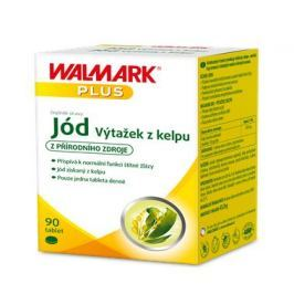 Walmark Jód výtažek z Kelpu tbl.90