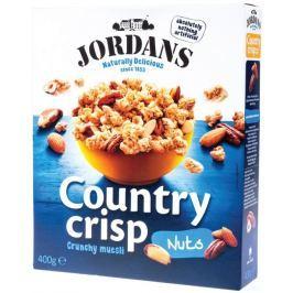 Jordans Country crisp ořechy