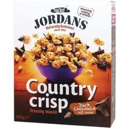 Jordans Country crisp čokoláda