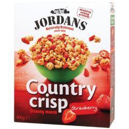 Jordans Country crisp jahoda