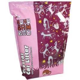 Huhubamboo silikonová podestýlka pro kočky s vůní levandule