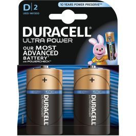 Duracell Ultra Power D 2K