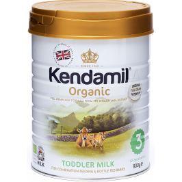 Kendamil BIO Plnotučné batolecí mléko 3