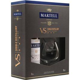 Martell V.S. 0,7l + 2 skleničky