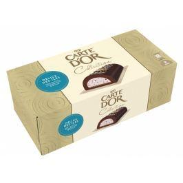 Carte d´Or Zmrzlinová roláda Kokos, hořká čokoláda a sušenka