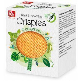 REJ Crispies oplatky bezlepkové s oreganem